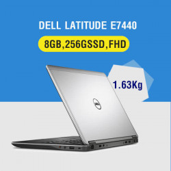 Laptop Dell Latitude E7440 – Intel Core i7 Ram 7Gb SSD 256Gb