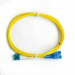 Dây nhảy quang Single-mode duplex SC/UPC-LC/UPC