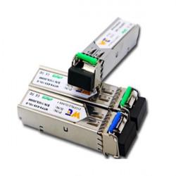 Module quang SFP Single-Mode 155M TX1550/RX1310 DDM ( 1 sợi quang LC )
