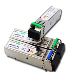 Module quang SFP Single-Mode 1.25G TX1310/RX1550 DDM ( 1 sợi quang LC )