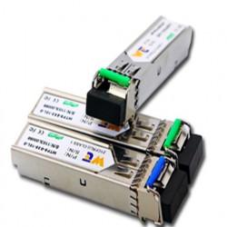 Module quang SFP Single-Mode 1.25G TX1550/RX1310 DDM ( 1 sợi quang LC )