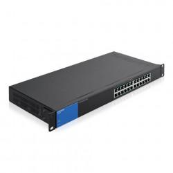 Switch chia mạng Linksys Gigabit LGS124-AP 24-Port