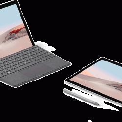 Microsoft Surface Go 2 LTE (Intel Core M3/8GB RAM/128GB SSD/10.5″ Cảm ứng/Win10/LTE/Đen)