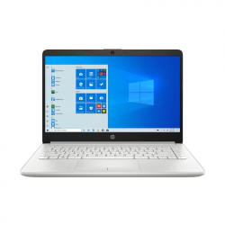 Laptop HP 14s-dk1055AU 171K9PA (Ryzen 3-3250U/4GB/256GB SSD/14/AMD Radeon/Win10/Silver)