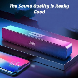 Smart Bluetooth Desktop Speaker