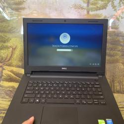 """Laptop Dell Inspiron 3443 Core i5-5200U/ Ram 4Gb/ SSD 120Gb/ VGA ON/ Màn 14"""" HD+"""